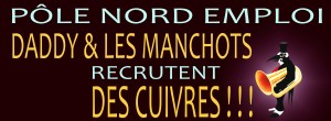 pole nord emploi cuivres